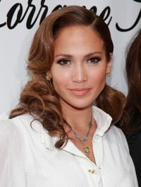 Jennifer Lopez at the launch of Lorraine Schwartz's Diamond Monkey Collection.