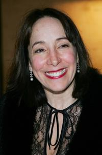 Didi Conn at the Children And Art Honoring Stephen Sondheim's 75th Birthday post-show dinner.