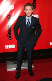 Kevin Connolly at the premiere of