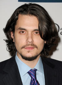 John Mayer at the 2011 Pre-GRAMMY Gala in California.