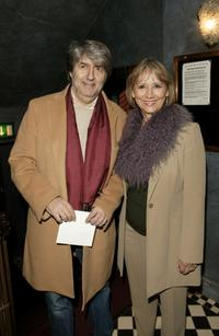 Tom Conti and wife Kara Wilson at the UK Premiere of