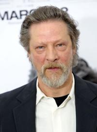 Chris Cooper at the New York premiere of