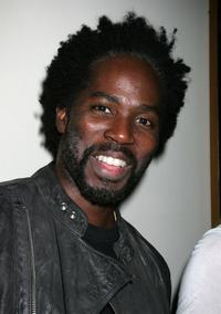 Harold Perrineau, Jr. at the HBO's Annual Pre-Golden Globe Reception.