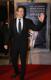 John Corbett at the fifth annual Irish Film and Television Awards.