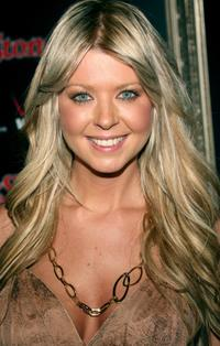 Tara Reid at the Justin Timberlake performance celebrating JT-TV.
