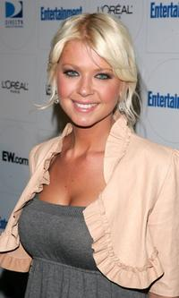 Tara Reid at Entertainment Weekly's celebration of the 2007 Sundance Film Festival.