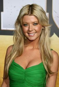 Tara Reid at the premiere of