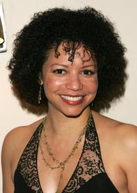 Gloria Reuben at the after party of the opening night of