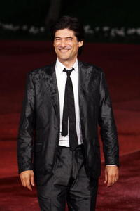 Georges Corraface at the 3rd Rome International Film Festival.