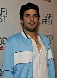 Nick Corri at the special screening of