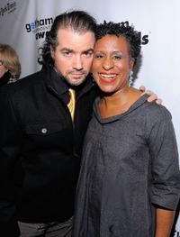 Kevin Corrigan and Michelle Byrd at the IFP's 19th Annual Gotham Independent Film Awards.