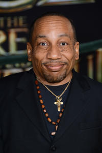 Tony Cox at the California premiere of