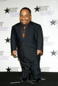 Tony Cox at the 3rd Annual BET Awards Show.