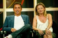 Bruno Tonioli and Producer Izzie Pick at the panel discussion for