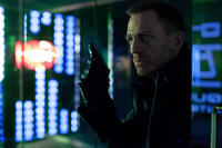 Daniel Craig as James Bond in ``Skyfall.''