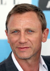 Daniel Craig at the 22nd Annual Film Independent Spirit Awards in California.