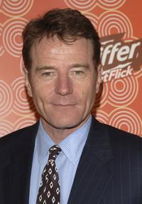 Bryan Cranston at the FOX Fall Casino Party.