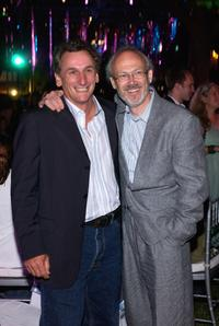 Matt Craven and Pieter Jan Brugge at the premiere of