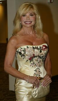 Loni Anderson at the 4th Annual Adopt-A-Minefield Gala.