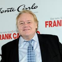 Louie Anderson at the grand opening of