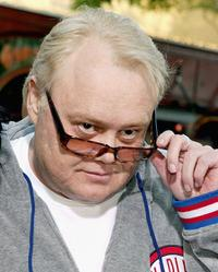 Louie Anderson at the world premiere of