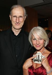 James Cromwell at the Los Angeles premiere of