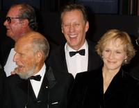 Hume Cronyn, James Garner and James Woods at the Museum of Television & Radio's annual gala.