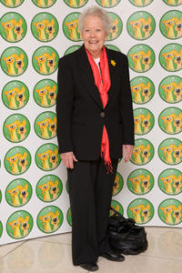 Annette Crosbie at the Burgess Wetnose Animal Rescue Awards 2012.