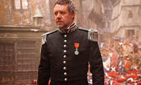 Russell Crowe as Inspector Javert in