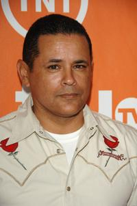 Raymond Cruz at the 2008 Summer TCA Tour Turner Party.