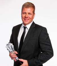 Michael Cudlitz at the Broadcast Television Journalists Association's Third Annual Critics' Choice Television Awards.