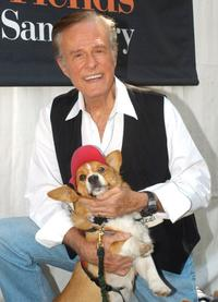 Robert Culp at the Best Friends Animal Sanctuary Pet Adoption Festival.
