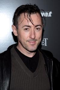 Alan Cumming at the New York screening of