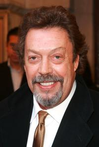 Tim Curry at the opening night of