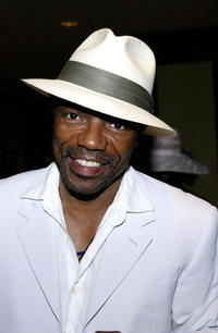 Vondie Curtis-Hall at the Rowell Foster Children's Positive Plan 3rd Annual High Tea.