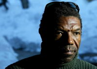 Vondie Curtis-Hall at the Sundance Film Festival for the portrait session of