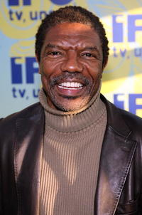 Vondie Curtis-Hall at the after party for 2007 Spirit Awards.