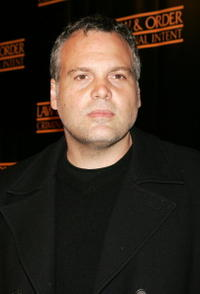Vincent D'Onofrio at a party to celebrate the 100th episode of