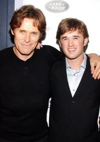 Willem Dafoe and Haley Joel Osment at the Grand Classics Screening.