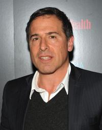 David O. Russell at the screening of