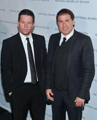 Mark Wahlberg and David O. Russell at the 2011 National Board of Review of Motion Pictures Gala.