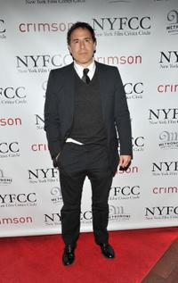 David O. Russell at the 2010 New York Film Critics Circle Awards.