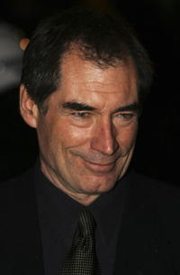 Timothy Dalton at the London world premiere of