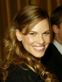 Hilary Swank at the 57th Annual DGA Awards Dinner in Beverly Hills.