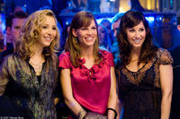 Lisa Kudrow, Hilary Swank and Gina Gershon in