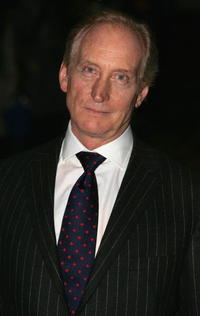 Charles Dance at the Cancer Research UK Carol Concert.