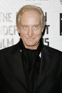 Charles Dance at the British Independent Film Awards.