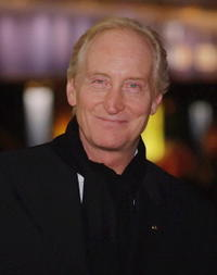Charles Dance at the London Film Festiva for the screening of