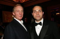 Charles Dance and Rufus Sewell at the Bangkok International Film Festival Golden Kinnaree Awards.