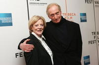 Dame Maggie Smith and Charles Dance at the screening of